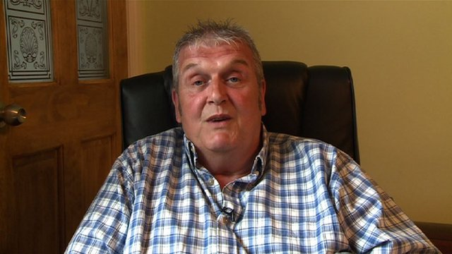 Bob Rees from Pontypridd