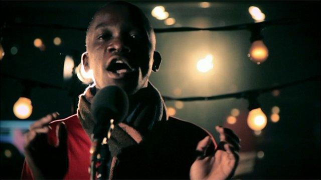 Mokoomba lead singer