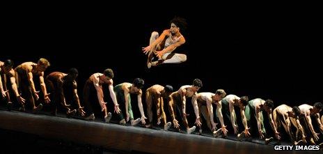 Bejart Ballet at the Bolshoi Theatre, 2013