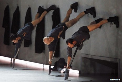 Bolshoi Theatre production in 2013