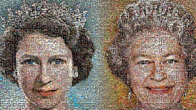 BBC South East Today's Jubilee photo mosaic