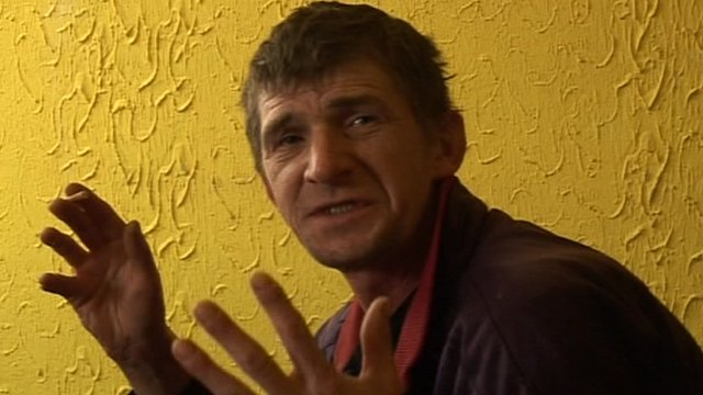 Migrant worker living in Wisbech
