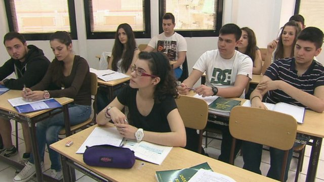 European youths