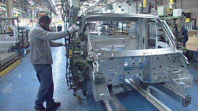 Ford's Swathling plant