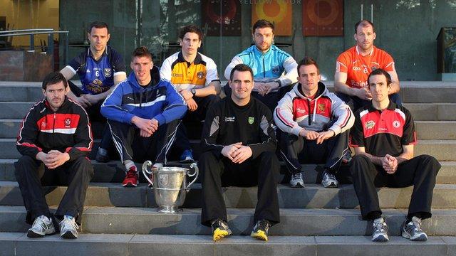 Ulster Senior Football Championship 2013