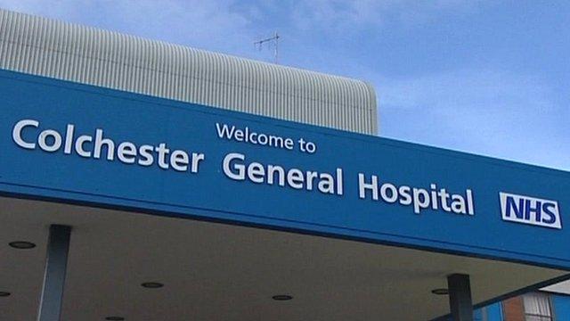 Colchester Hospital