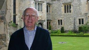 Sir Robert Worcester