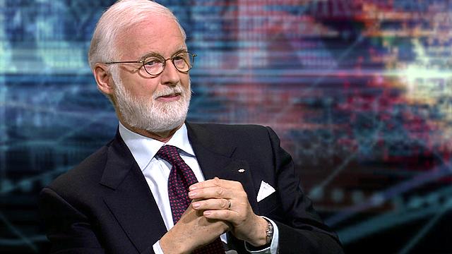 Former UN Special Representative to Niger, Robert Fowler