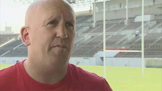 Wales defence coach Shaun Edwards