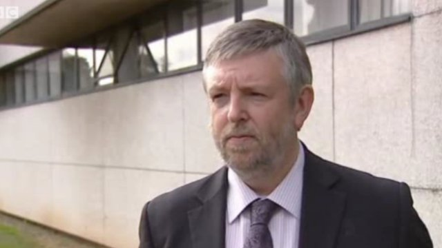 Public Services Ombudsman Peter Tyndall