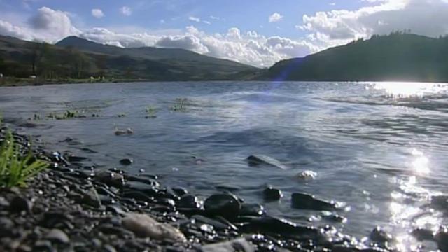 Welsh reservoir