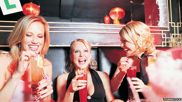 Generic image of a hen night