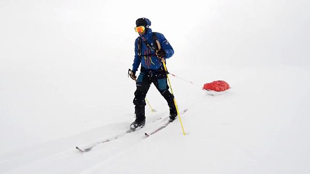 A polar explorer