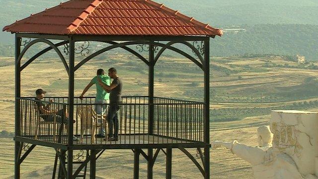 Iran Park in Lebanon
