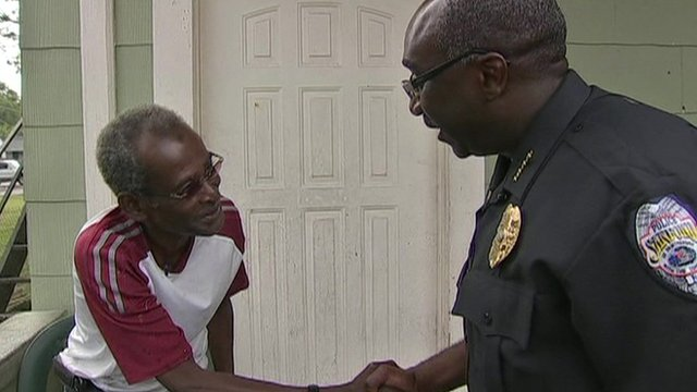 Police Chief Cecil Smith
