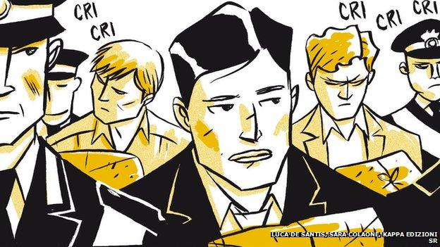 In Italia Sono Tutti Maschi (C) 2008 Luca de Santis, Sara Colaone, Kappa Edizioni Sr