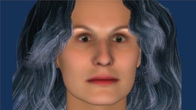 An avatar used by a patient hearing voices