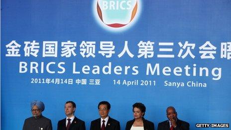 Brics leaders meeting 2011