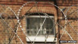 Norwich Prison (file pic)