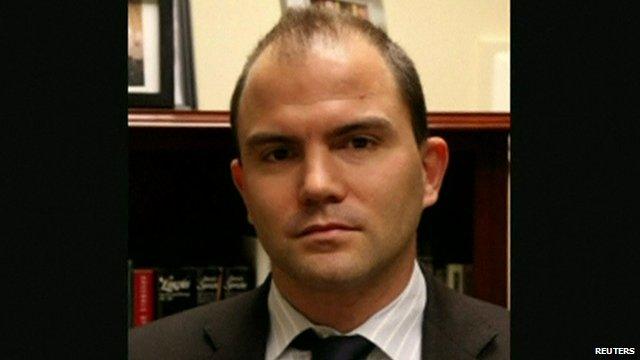 US Deputy National Security Advisor Ben Rhodes