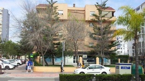 Office in Fuengirola