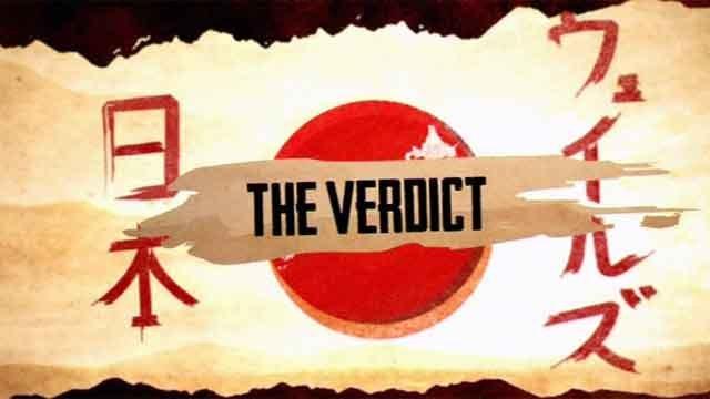 Japan 23-8 Wales: The verdict
