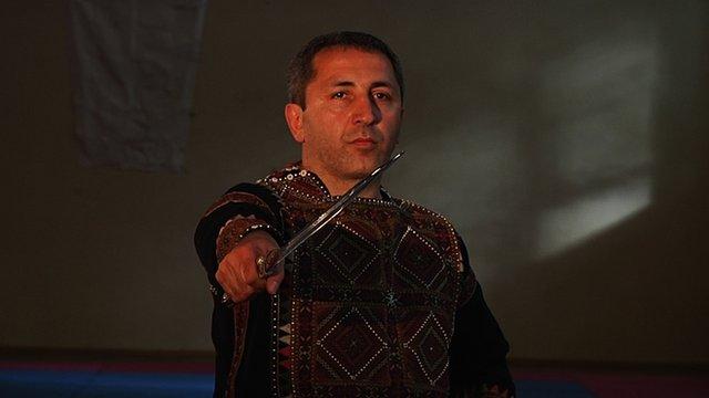 martial arts expert Nukri Mchedlishvili