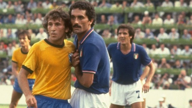 Brazil v Italy - a classic rivalry