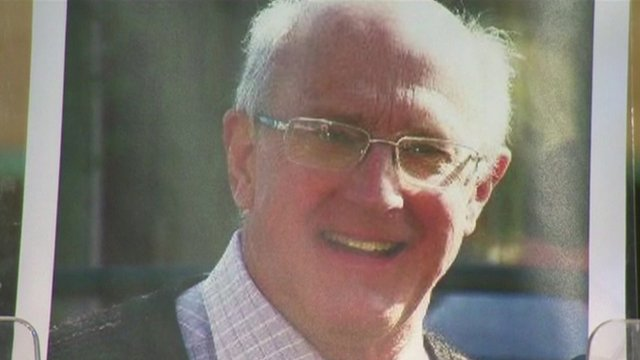 Photo of Alan Greaves