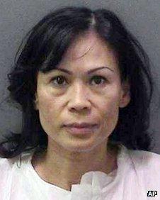 Undated police photo of Catherine Kieu
