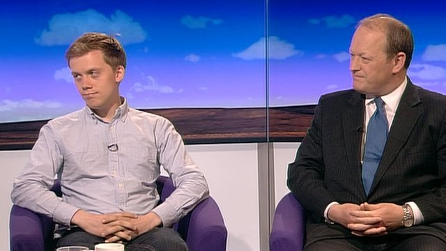 Owen Jones and Simon Danczuk