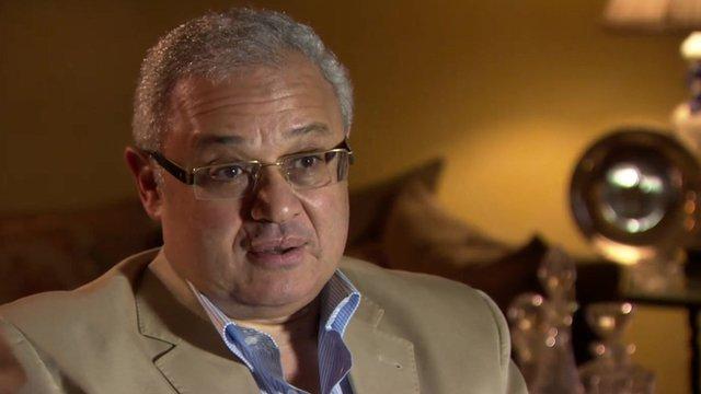 Former tourism minister Hisham Zaazou