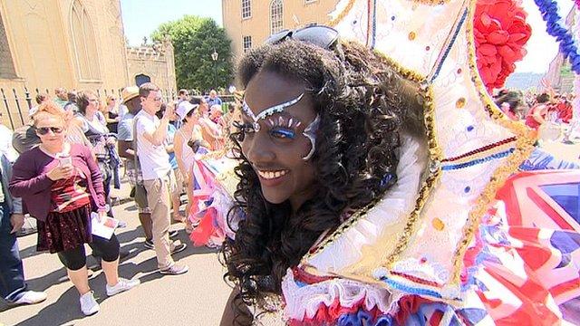 St Pauls Carnival 2013