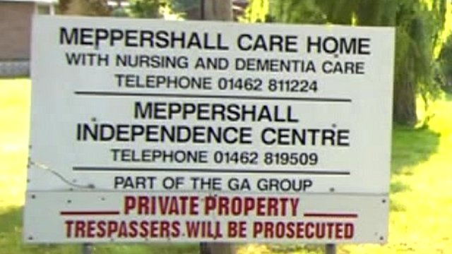 Meppershall Care Home