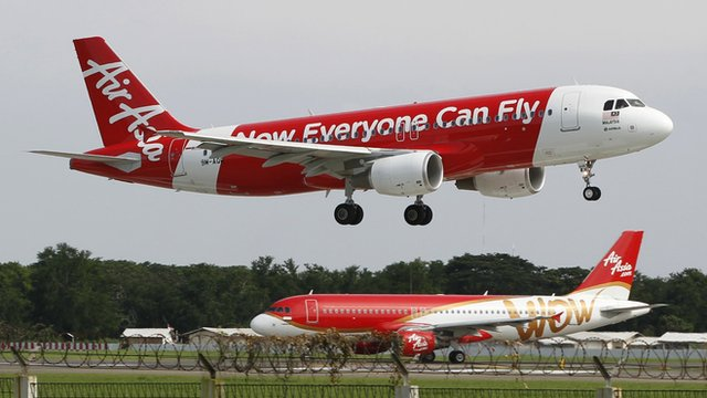Air Asia jets