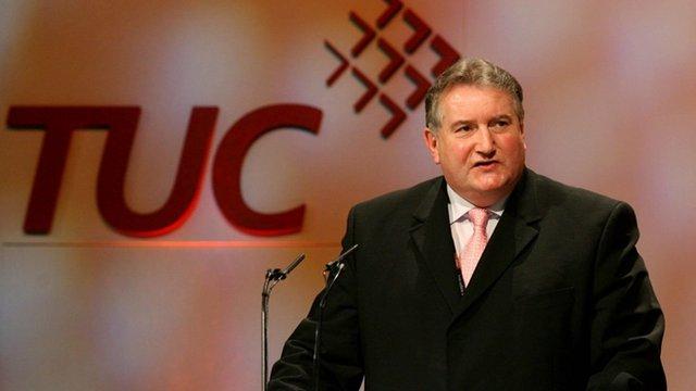 Paul Kenny, General Secretary of the GMB
