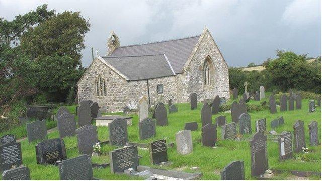 Llaniestyn Church