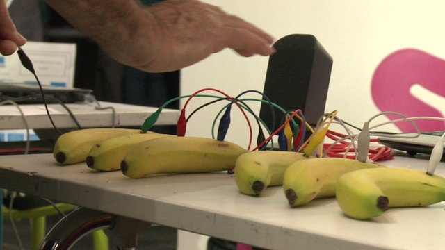 Maker Faire experiment