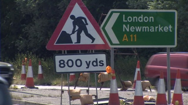 Dualling the A11