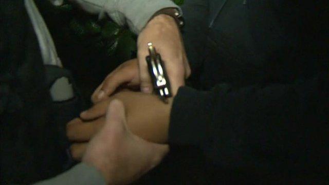 Arrest in Luton prostitution crackdown
