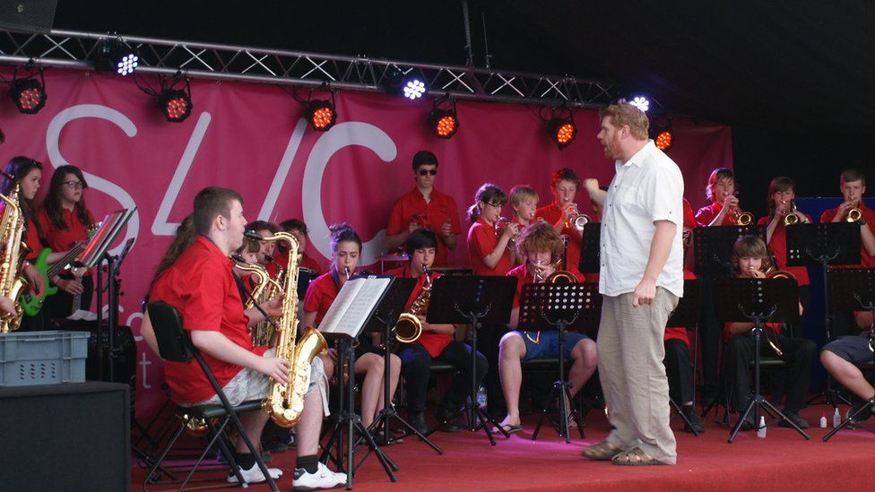 Eisteddfod Llangollen 2013