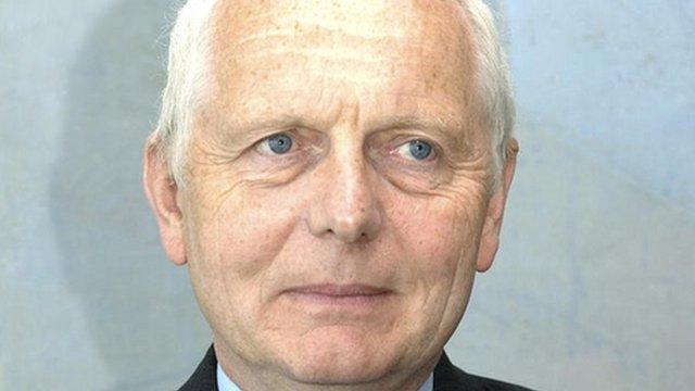 Sir Emyr Jones Parry
