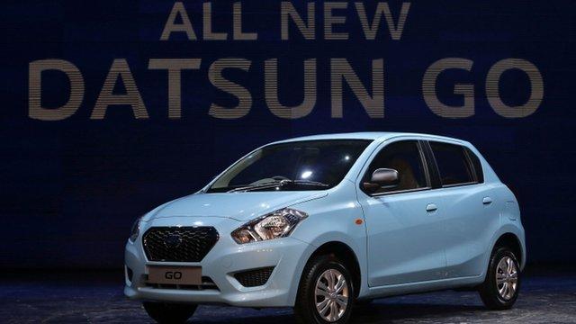 """The new """"Datsun Go"""""""