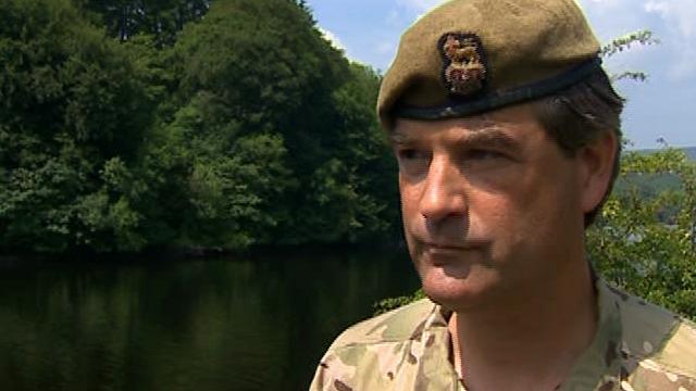 Brigadier Philip Napier