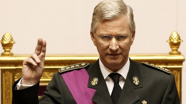 King Philippe of Belgium