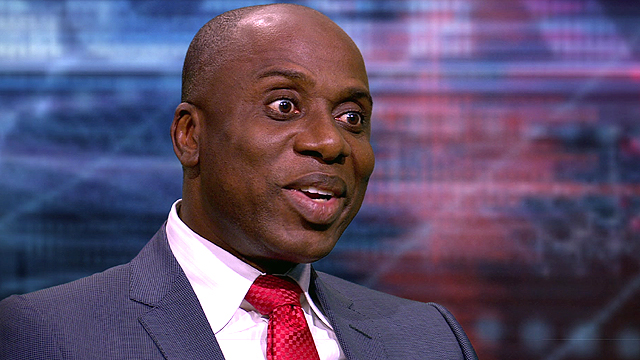 Governor Rotimi Chibuike Amaechi