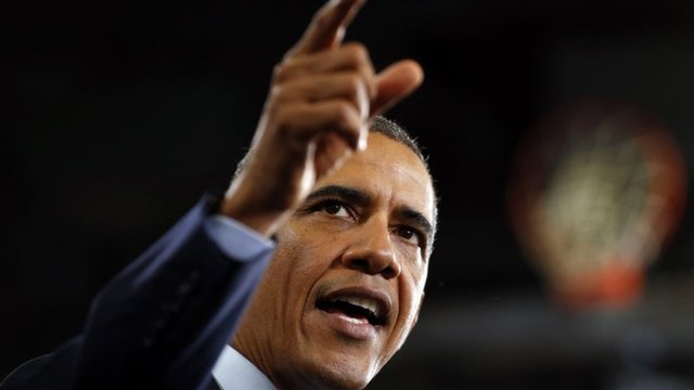 Barack Obama in Illinois