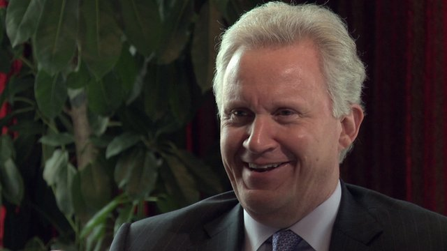 Jeff Immelt, CEO, General Electric