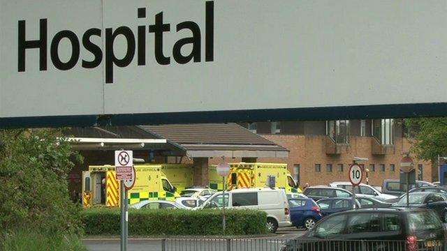 A hospital