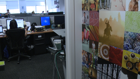 Shutterstock offices